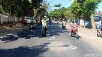 Kecelakaan Maut di Banyuwangi, Driver Ojol Tewas Terlindas Truk