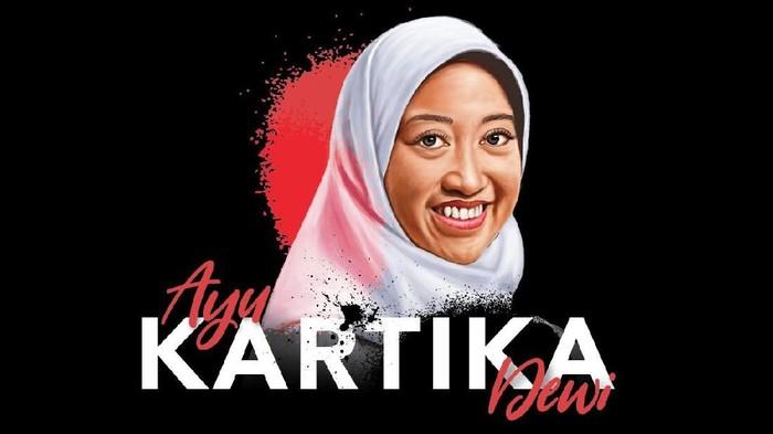 Ayu Kartika Dewi (Lukisan: Edi Wahyono)