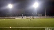 Video Latihan Timnas Indonesia, Rafli dan Firza Potensi Absen