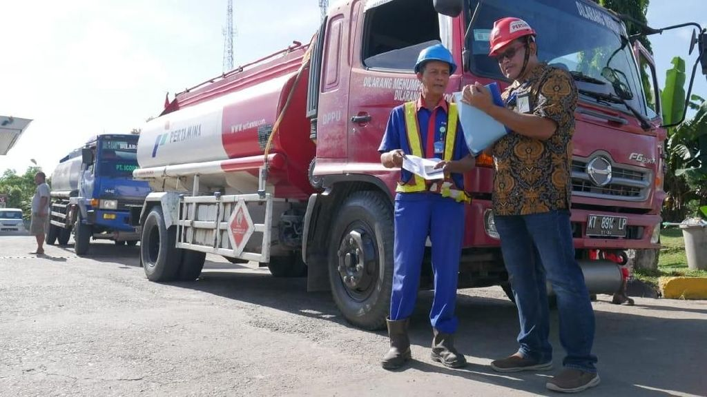 Pertamina Pastikan Pasokan BBM di Balikpapan dan Samarinda Aman