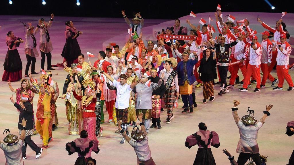 Peralatan Bekas Asian Games Masih Tertahan di Bea Cukai