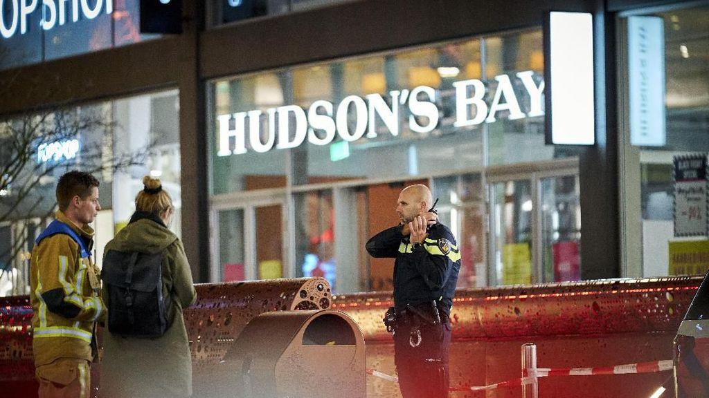 3 Orang Luka-luka dalam Penikaman di Area Perbelanjaan Belanda
