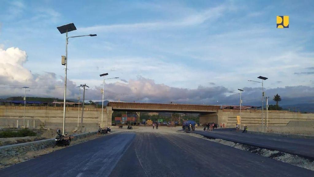 Flyover Pendukung Trans Sulawesi Dibangun, Rampung Awal 2020