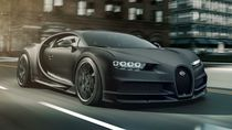 Bugatti Kenalkan Chiron Noire Cuma 20 Unit di Dunia