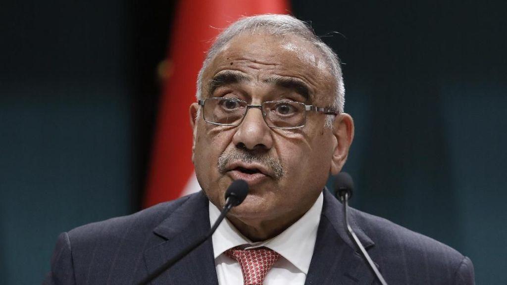 Unjuk Rasa Terus Berlanjut, PM Irak Nyatakan Akan Mengundurkan Diri