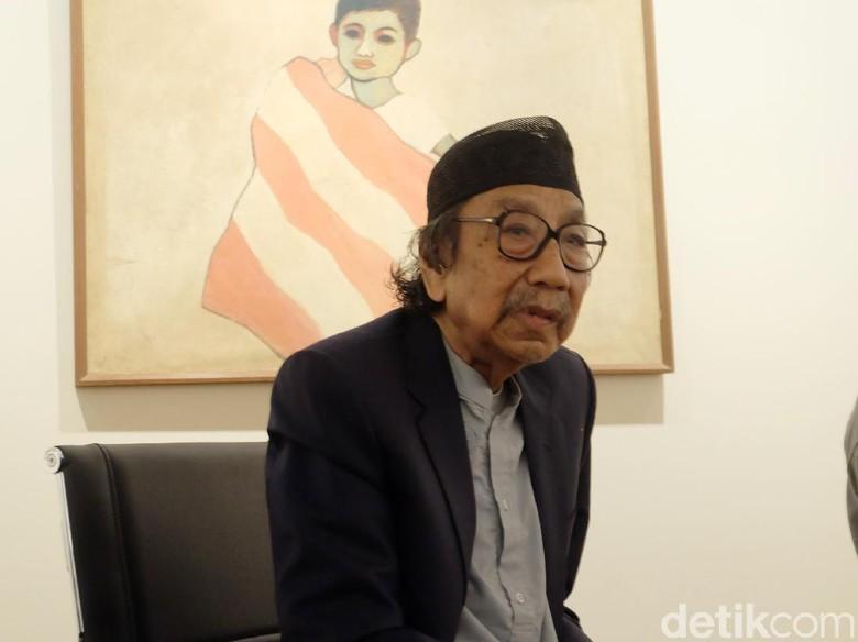 Jeihan Sukmantoro Foto: Tia Agnes/ detikHOT