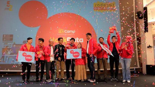 Ini Para Pemenang IDCamp Hackdata Indosat Ooredoo