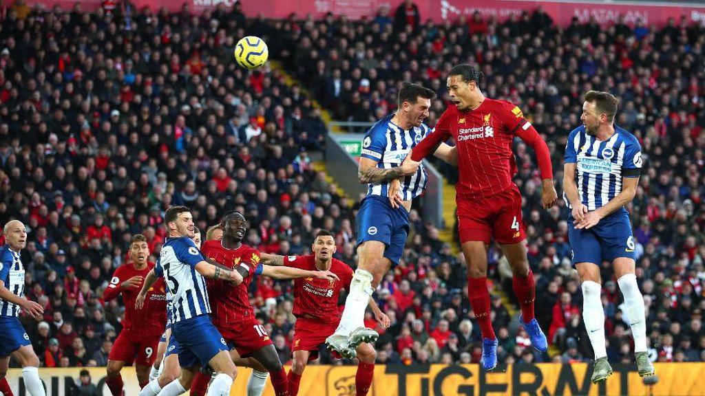 Jadwal Liga Inggris Dini Hari Nanti, Ada Brighton Vs Liverpool