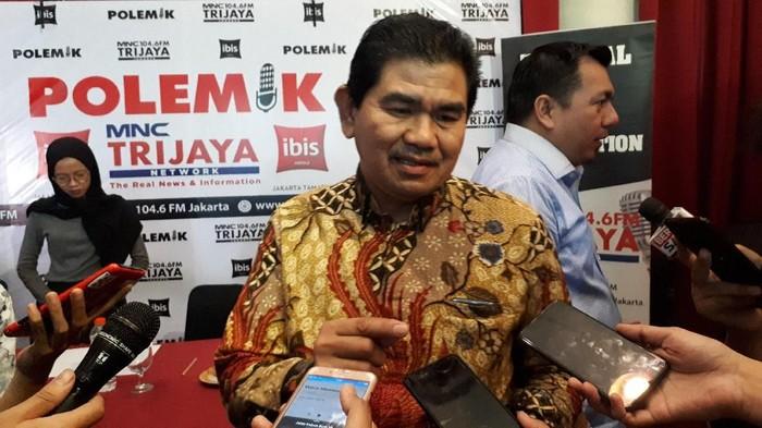 Guru besar hukum tata negara IPDN Prof Juanda (Faiq Hidayat/detikcom)
