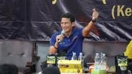 Sandiaga KomentariCawagub DKI: Dua-duanya Bisa Dampingi Anies