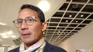 Kata Sandiaga Uno soal Jokowi Ancam Reshuffle Kabinet