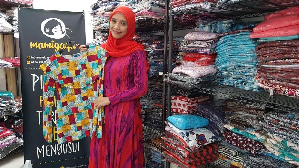 Bikin Pakaian Ibu Menyusui, Perempuan Ini Raup Rp 300 Juta/Bulan