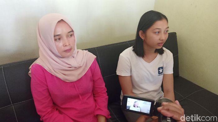 KPAI turun tangan menangani masalah Shalfa Avrila Asiani. (Andhika Dwi Saputra/detikSport)