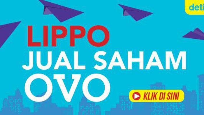 Lippo Jual Saham OVO