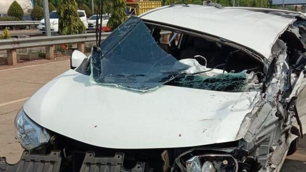 Kecelakaan Beruntun di Tol Meruya, 1 Orang Tewas dan 4 Orang Luka