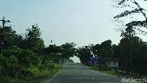 Begini Kondisi Jalan dan Lalu Lintas di Calon Ibu Kota RI?