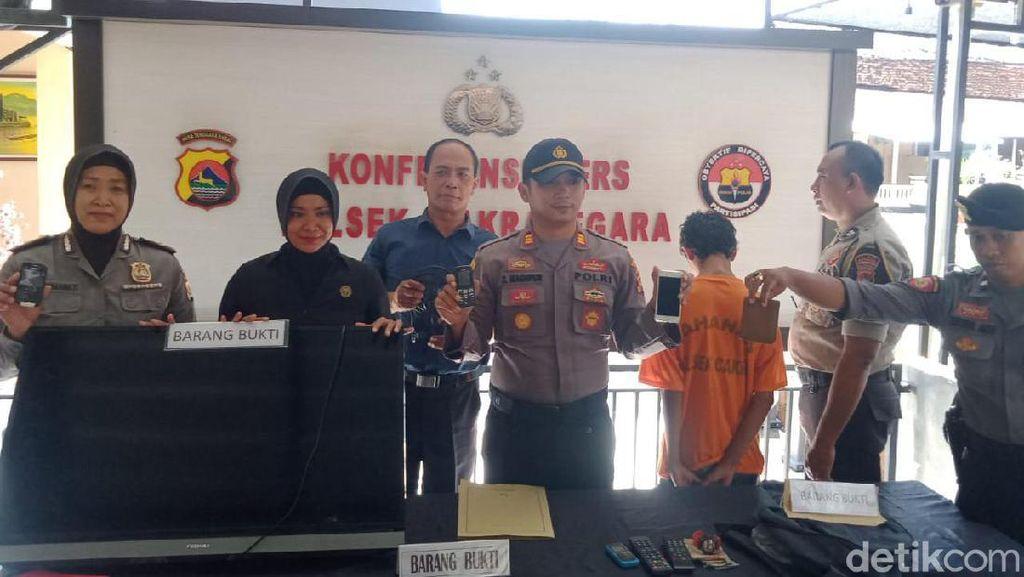 Tusuk Teman Kencan Wanita di Hotel, Pria di Mataram Ditangkap