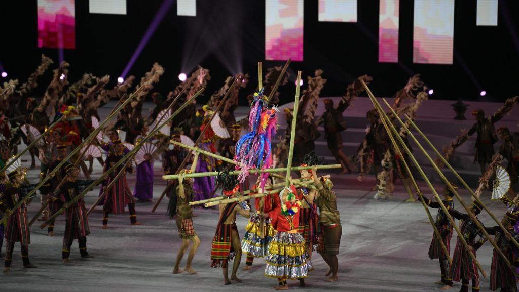 Terkesan Gempita Pembukaan SEA Games, Warga Tak Sabar Tonton Pertandingan