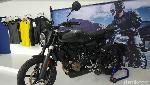 Husqvarna Mejeng di IIMS Motobike Expo 2019