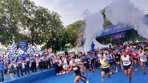 12.000 Pelari Ramaikan BRILian Run 2019 di Surabaya