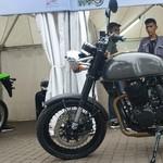 Cleveland Luncurkan Motor Scrambler 400 cc, Harga Promo Rp 72 Juta