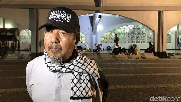 Ikut Reuni 212, Puluhan Warga Bandung Bertolak ke Jakarta Malam Ini