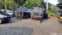 Jelang Reuni 212, Water Cannon hingga Ambulans Disiapkan di Monas