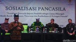 Radikalisme Marak di Kampus, BPIP Turun Ke Kampus Sosialisasi Pancasila