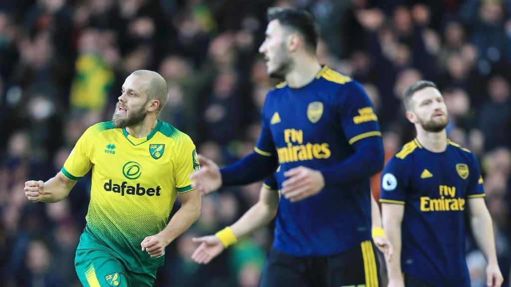 Link Live Streaming Arsenal Vs Norwich