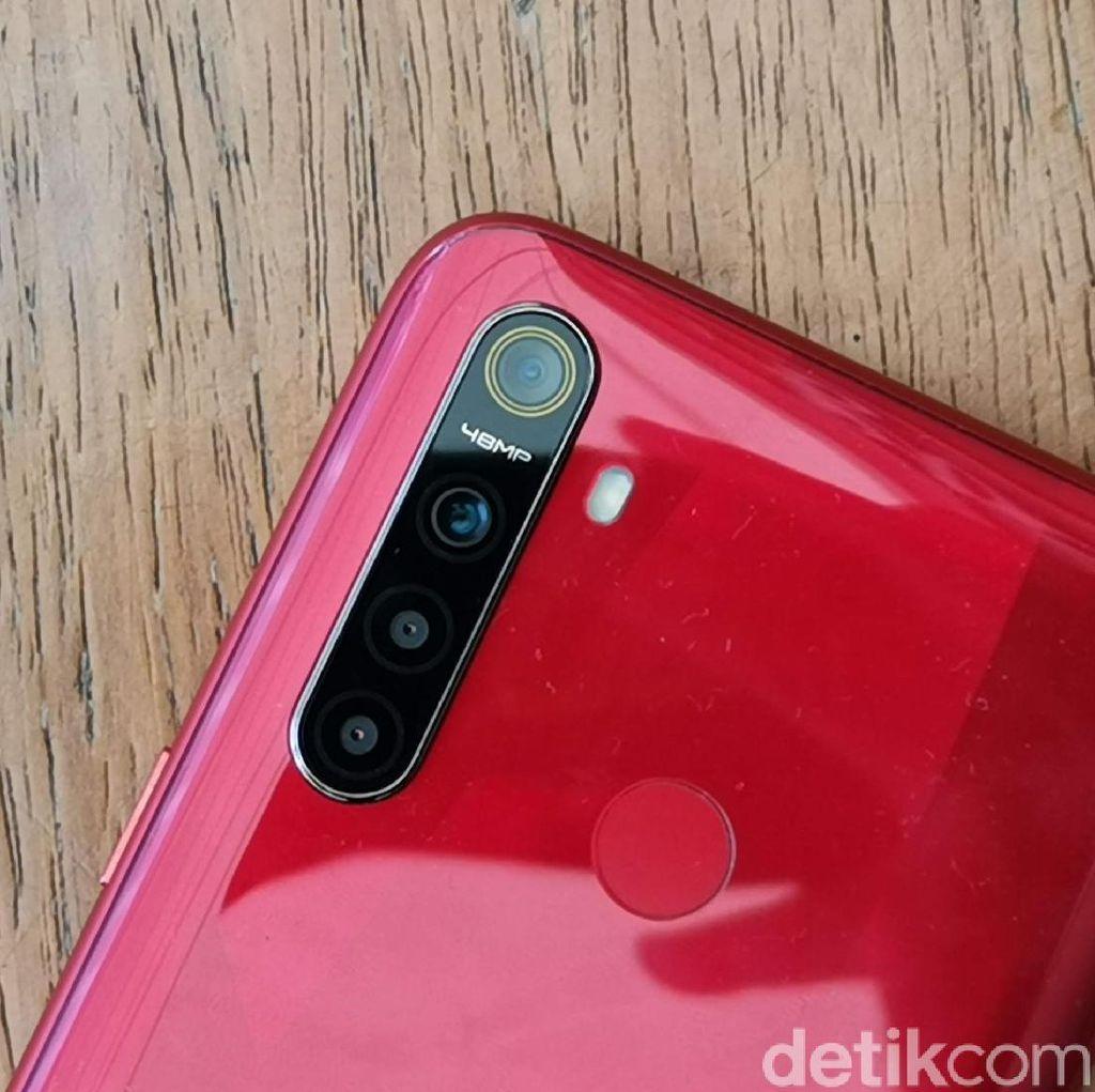 Realme 5s, Ponsel Rp 2 Jutaan Berkamera 48 Megapixel