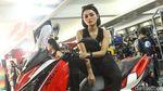 Para Wanita Cantik di IIMS Motobike Expo 2019