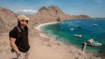 Foto: Kunjungan Wishnutama ke Mandalika dan Labuan Bajo