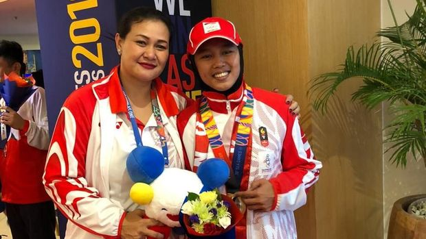 Klasemen Sementara SEA Games 2019: Indonesia Keenam