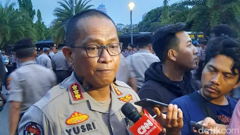 Polisi: Tak Ada Peserta Aksi Reuni 212 dari Luar Jakarta