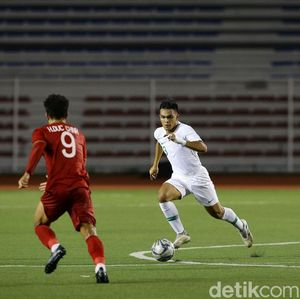 Vietnam Dibayangi Kutukan Final SEA Games