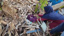 Cari Daun Pisang, Warga Magetan Temukan Bayi Masih Hidup di Dekat Kuburan