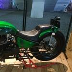 Motor Custom Milik Jokowi Mejeng di IIMS Motobike Expo