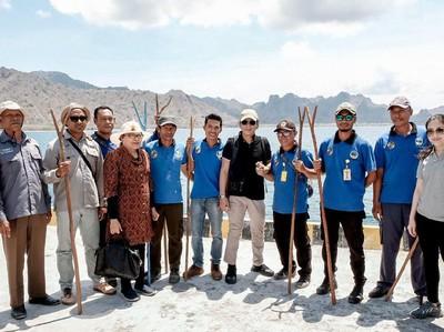 Cerita Guide yang Temani Wishnutama di Pulau Komodo