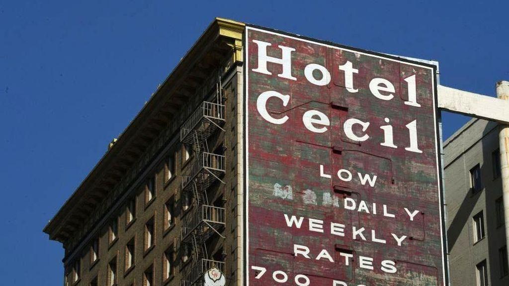 Ngeri! Hotel Megah Ini Punya Sejarah Mencekam