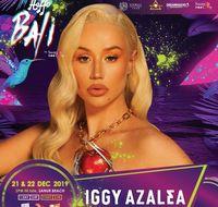 Akhir Tahun di Bali? Agnez Mo sampai Iggy Azalea Ada di Sini