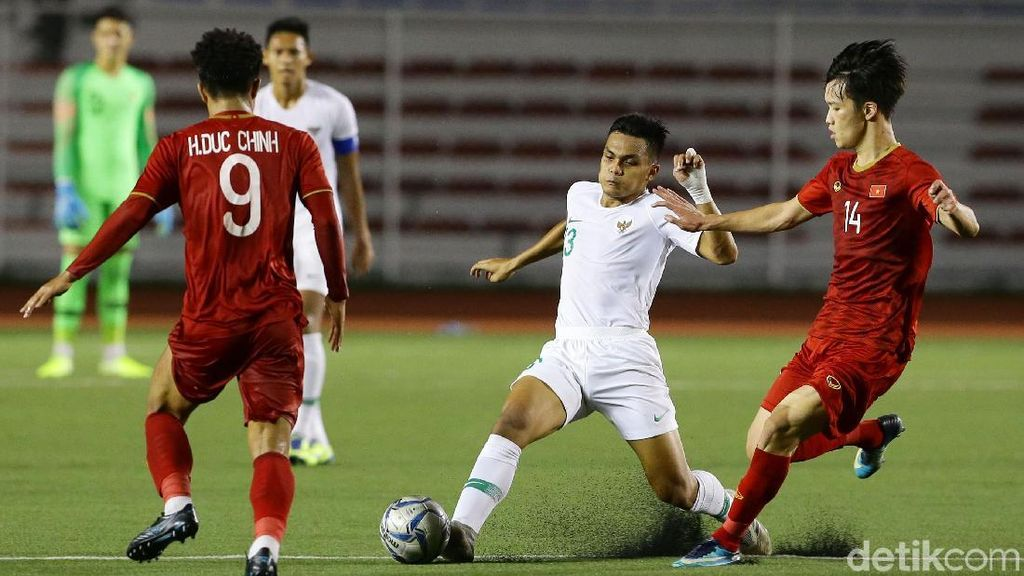 Jadwal Final SEA Games 2019: Indonesia Vs Vietnam