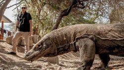 Wishnutama: Saya Selalu Kepikiran Desa di Pulau Komodo
