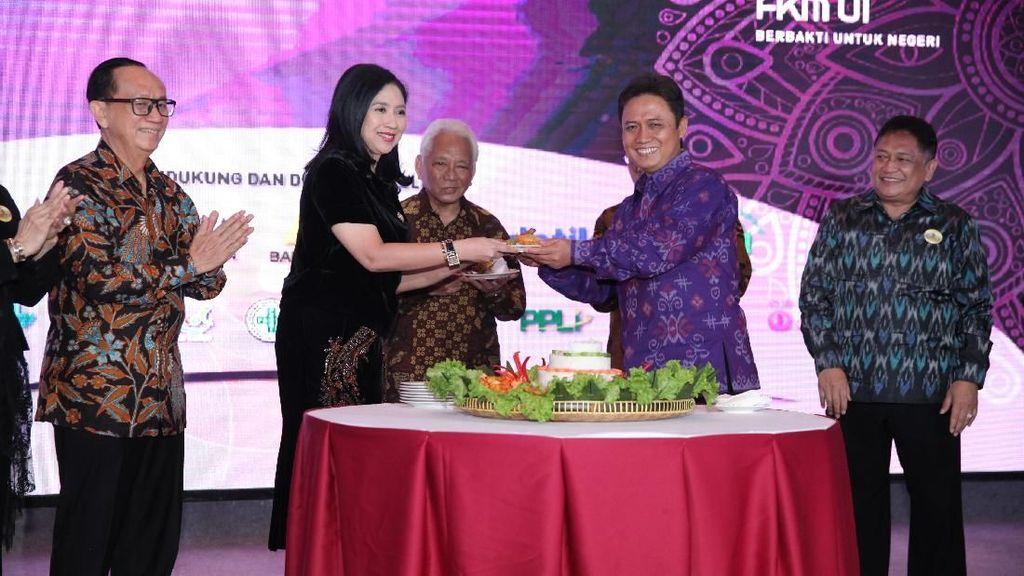 Reuni KARS UI, Anita Ratnasari Usul Kurikulum In Line dengan Kemajuan