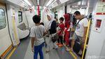 Naik LRT Jakarta Kini Cuma Bayar Rp 5.000