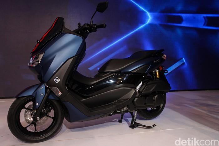 PT Yamaha Indonesia Motor Manufacturing (YIMM) resmi meluncurkan Yamaha Nmax terbaru. Penasaran?