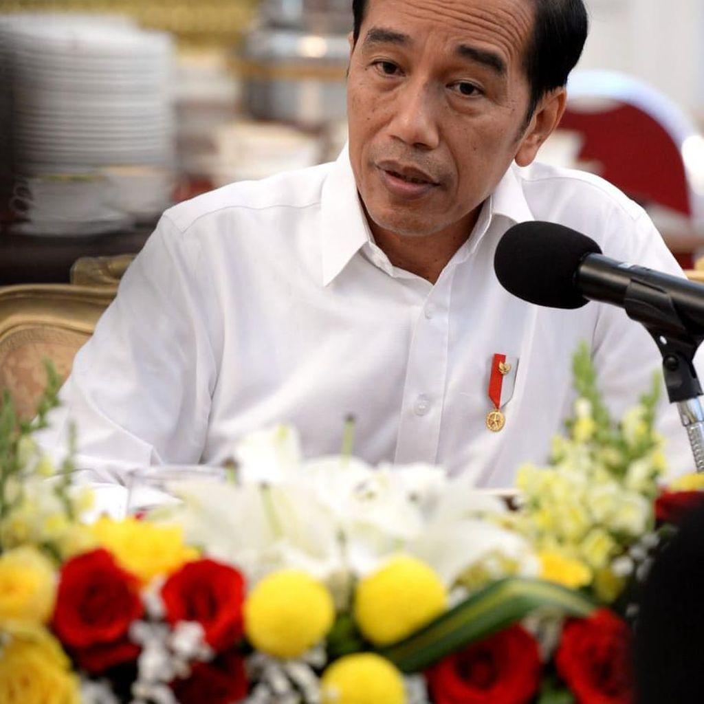 Hari Antikorupsi, Jokowi Hadiri Pentas #PrestasiTanpaKorupsi di SMK 57