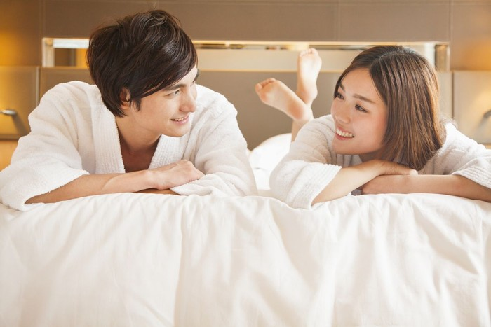 Ilustrasi seks dapat atasi sakit kepala. Foto: iStock