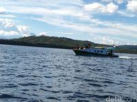 Perjalanan ke Pulau Lihaga