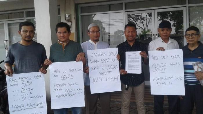 Nasabah Kampoeng Kurma