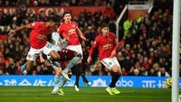 7 Data-Fakta Jelang Aston Villa Vs MU
